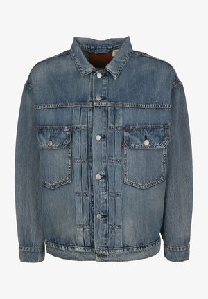 MODERN TYPE 2 TRUCKER - Denim jacket - nippy cool