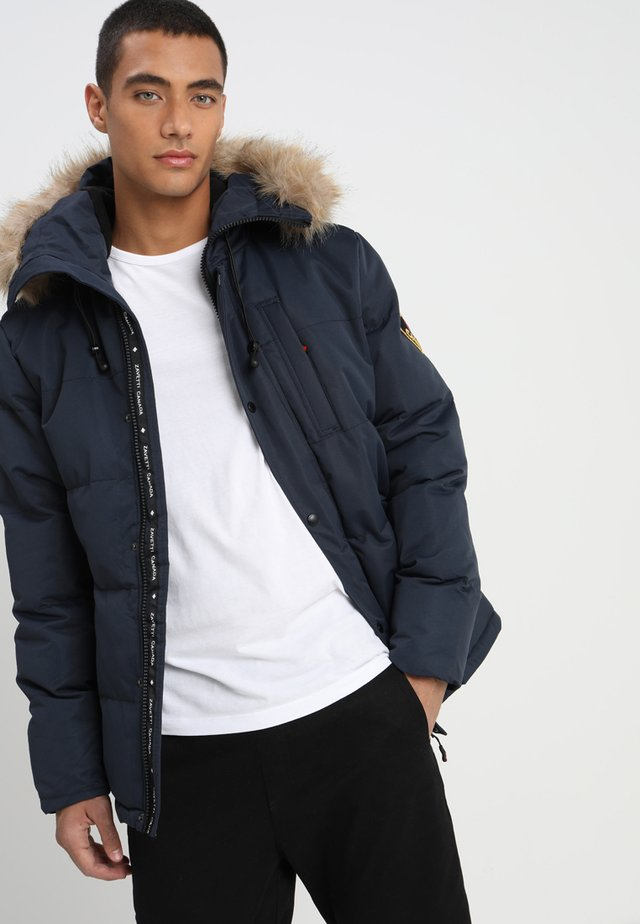 OSHAWA - Winter jacket - navy