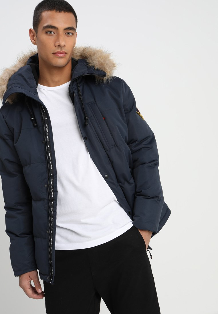Alessandro Zavetti - OSHAWA - Winter jacket - navy