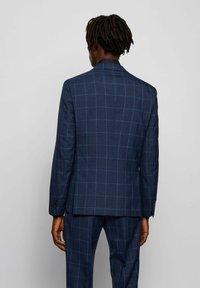 BOSS - NOLVAY - Blazer jacket - open blue - 2