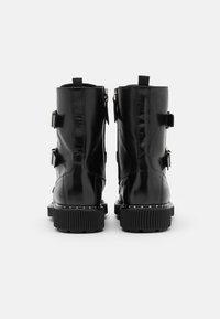 MAX&Co. - MARINAIO - Platform ankle boots - black - 3