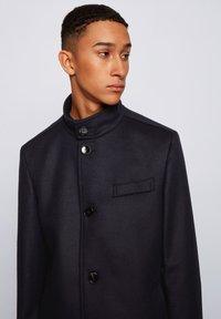 BOSS - Classic coat - dark blue - 3