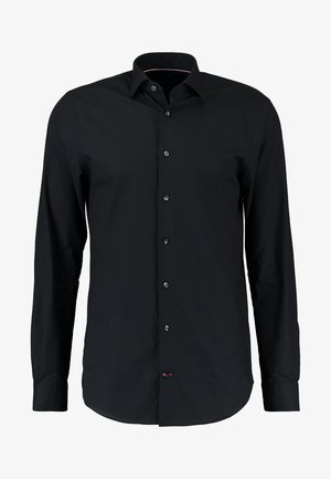SLIM FIT - Kostymskjorta - black