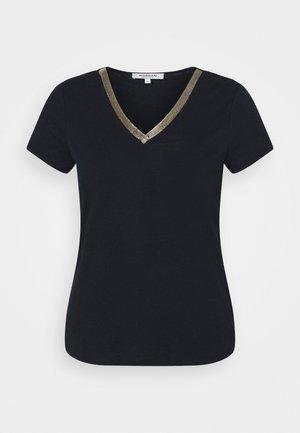 DORE - T-shirt imprimé - marine