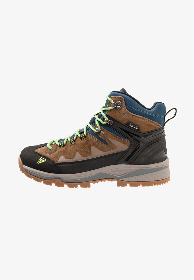WYNNE MR - Mountain shoes - hazelnut