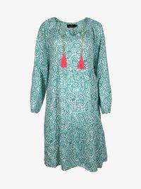 Zwillingsherz - Day dress - grün - 1