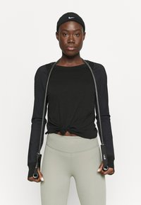 Sweaty Betty - BREEZE RUNNING - Long sleeved top - black - 4