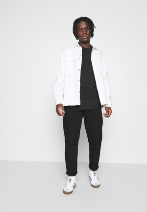 LASH 2 PACK - Jednoduché triko - black