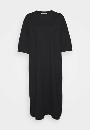 ELOISE DRESS - Žerzejové šaty - black
