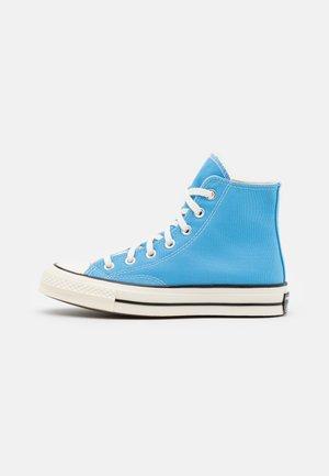 CHUCK 70 RECYCLED UNISEX - Sneakers alte - university blue/egret/black