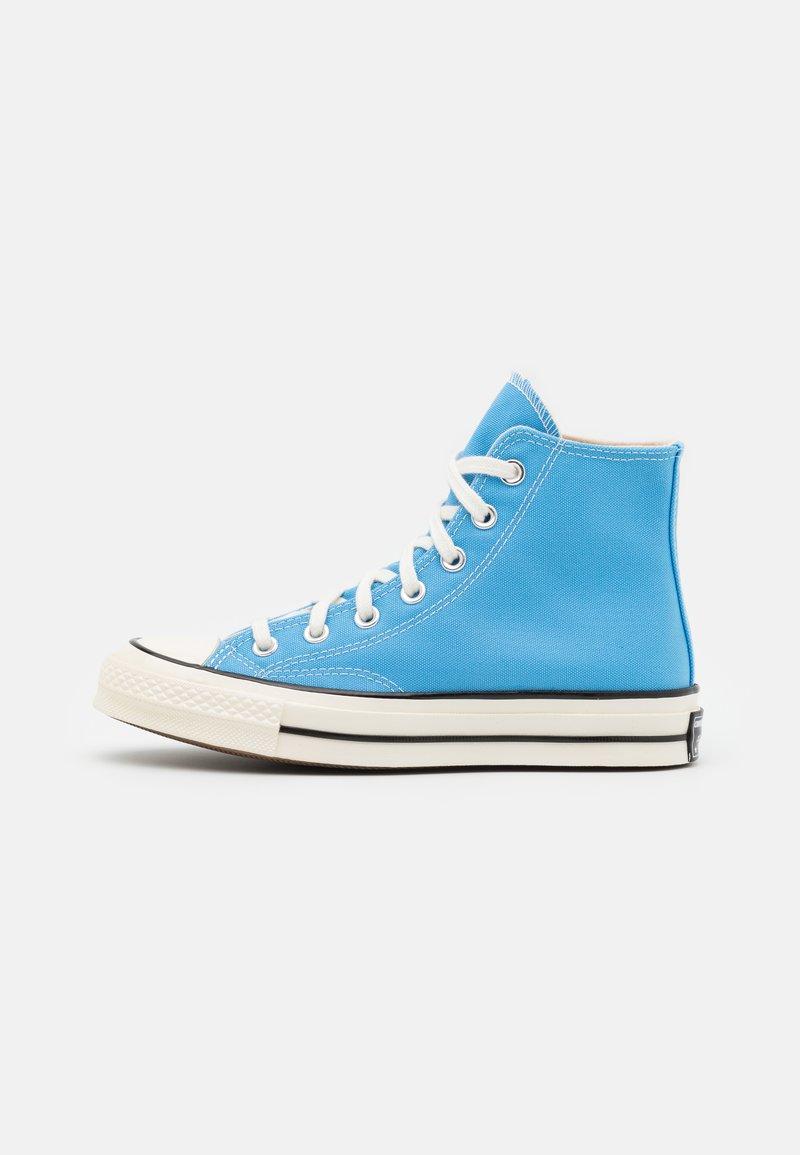 Converse - CHUCK 70 RECYCLED UNISEX - Sneakers alte - university blue/egret/black