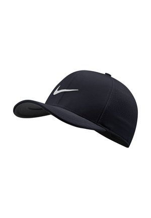 NIKE AEROBILL CLASSIC99 GOLFCAP - Keps - obsidian/anthracite/white