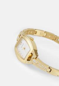 Guess - LADIES JEWELRY - Zegarek - gold-coloured - 3