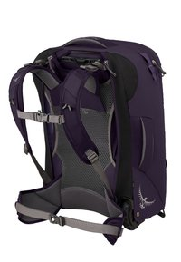 Osprey - FAIRVIEW WHEELS  - Trolley - amulet purple - 4