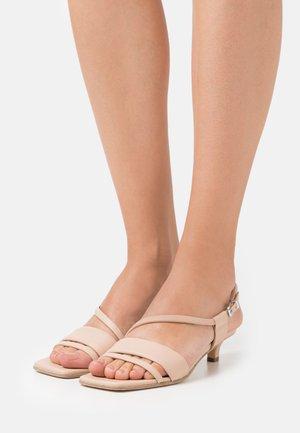 BALI - Sandals - nude