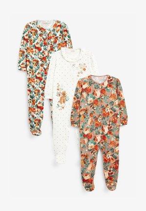 3 PACK - Pyjama - off-white