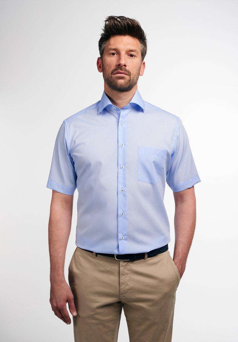 Eterna - MODERN FIT - Shirt - hellblau