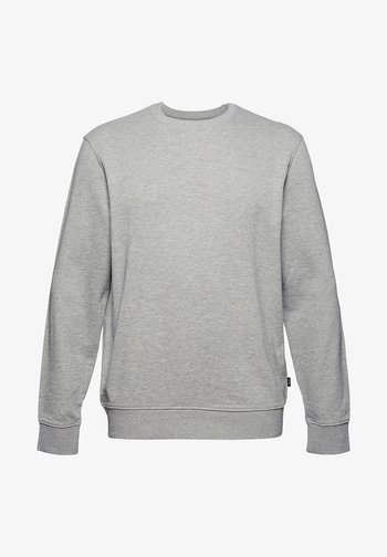MIT ORGANIC COTTON - Sweatshirt - medium grey