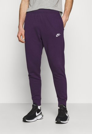 CLUB - Pantalon de survêtement - grand purple/white