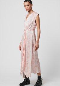 AllSaints - TATE - Maxi dress - pink - 3