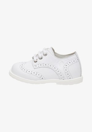 TICKLE - Chaussures à lacets - white
