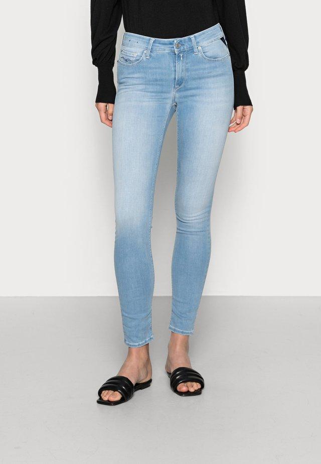 LUZIEN HYPERFLEX RE USED XLITE PANTS - Jeans Skinny Fit - light blue