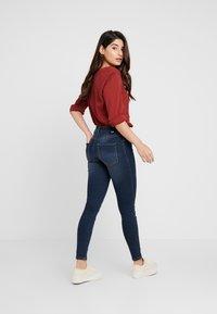 Dr.Denim Petite - PLENTY - Jeans Skinny Fit - pacific dark blue - 2