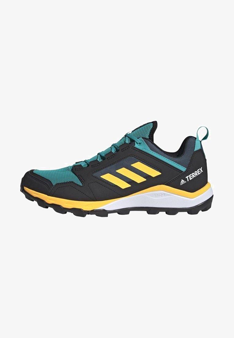 adidas Performance - TERREX AGRAVIC TR TRAIL RUNNING SHOES - Obuwie do biegania Szlak - turquoise