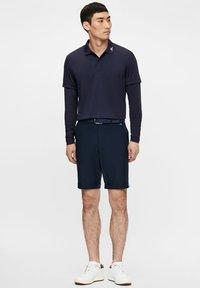 J.LINDEBERG - Sports shorts - jl navy - 1