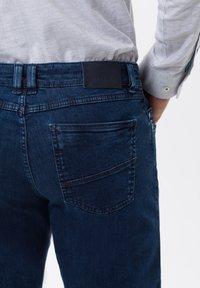 BRAX - STYLE LUKE - Straight leg jeans - blue stone - 3