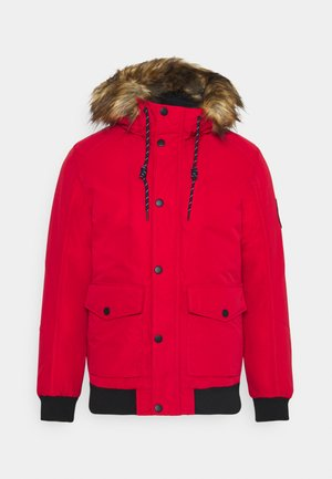 JJSKY JACKET - Winter jacket - scarlet