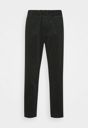 FAVE SOFT PANT WITH ELASTICATED WAISTBAND - Broek - fern