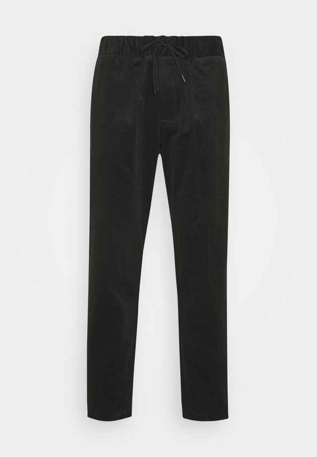 FAVE SOFT PANT WITH ELASTICATED WAISTBAND - Pantalones - fern