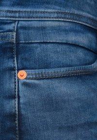 Street One - SLIM FIT  - Slim fit jeans - blau - 4