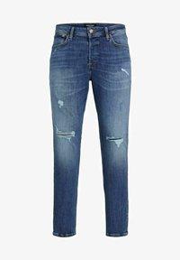 Jack & Jones - Jeans Tapered Fit - blue denim - 6