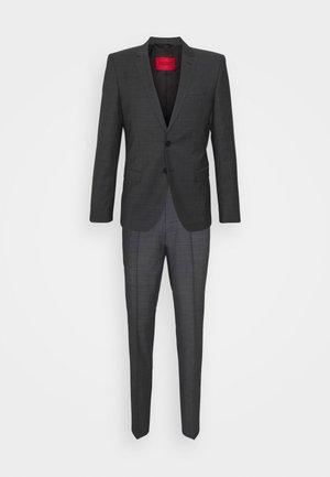 ARTI HESTEN - Suit - charcoal