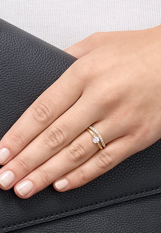 FAVS - Ring - gold