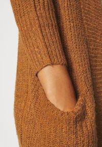 JDY - MEGAN  - Cardigan - leather brown - 4