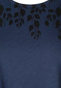 Zizzi - Print T-shirt - blue - 5