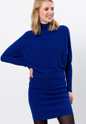 Jumper dress - true blue
