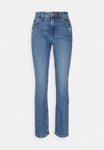ONLEMILY LIFE - Jeans straight leg - medium blue denim