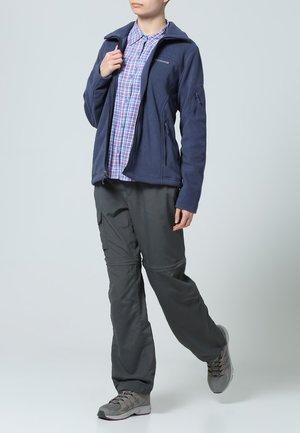 Fleece jacket - nocturnal