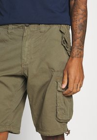Brave Soul - Pantalon cargo - khaki - 4