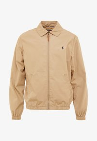 BAYPORT - Summer jacket - luxury tan