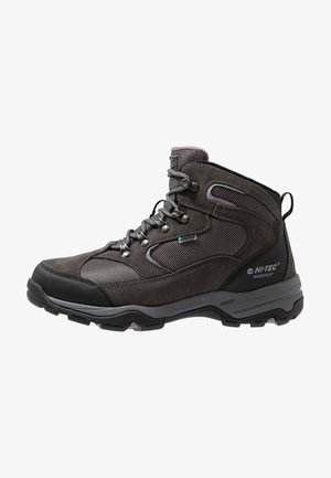 STORM WP WOMENS - Hiking shoes - grey/lavender