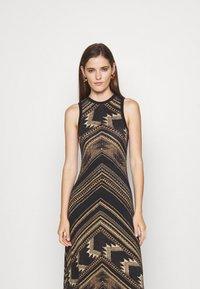Polo Ralph Lauren - Jumper dress - black - 3