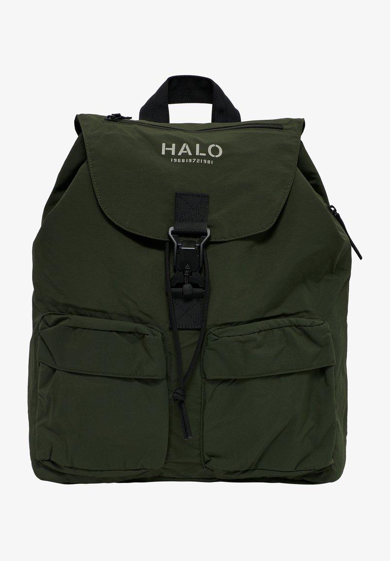 HALO - Rygsække - ivy green