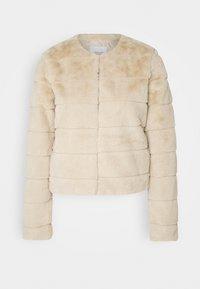 JDY - JDYSPICE - Winter jacket - cement - 4
