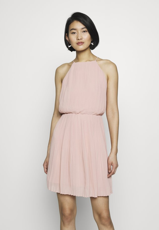 MYLLOW SHORT DRESS - Sukienka letnia - misty rose