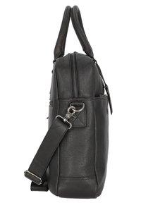 Burkely - BURKELY ANTIQUE  - Briefcase - black - 2